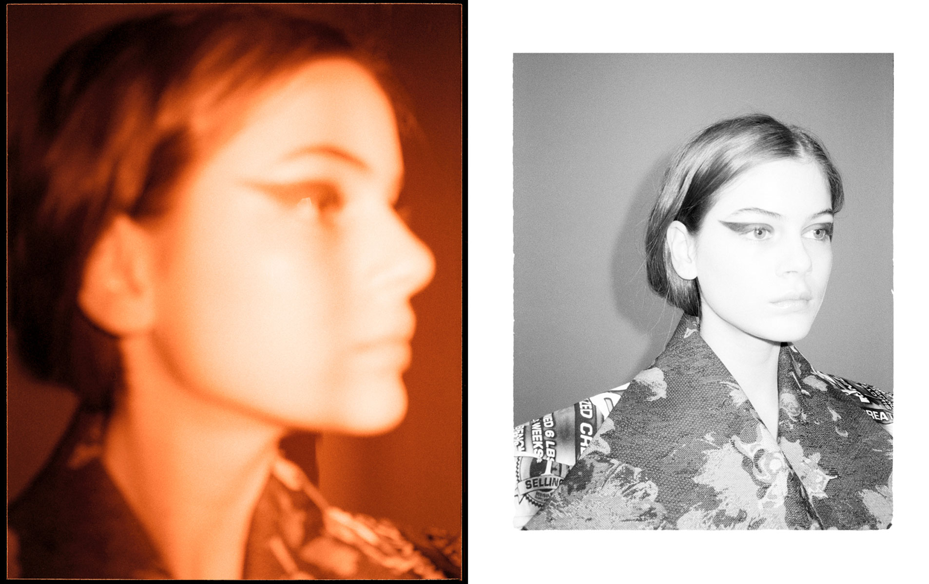Melanie Rieberer makeup artist hair make-up Editorial Contributor Magazin
