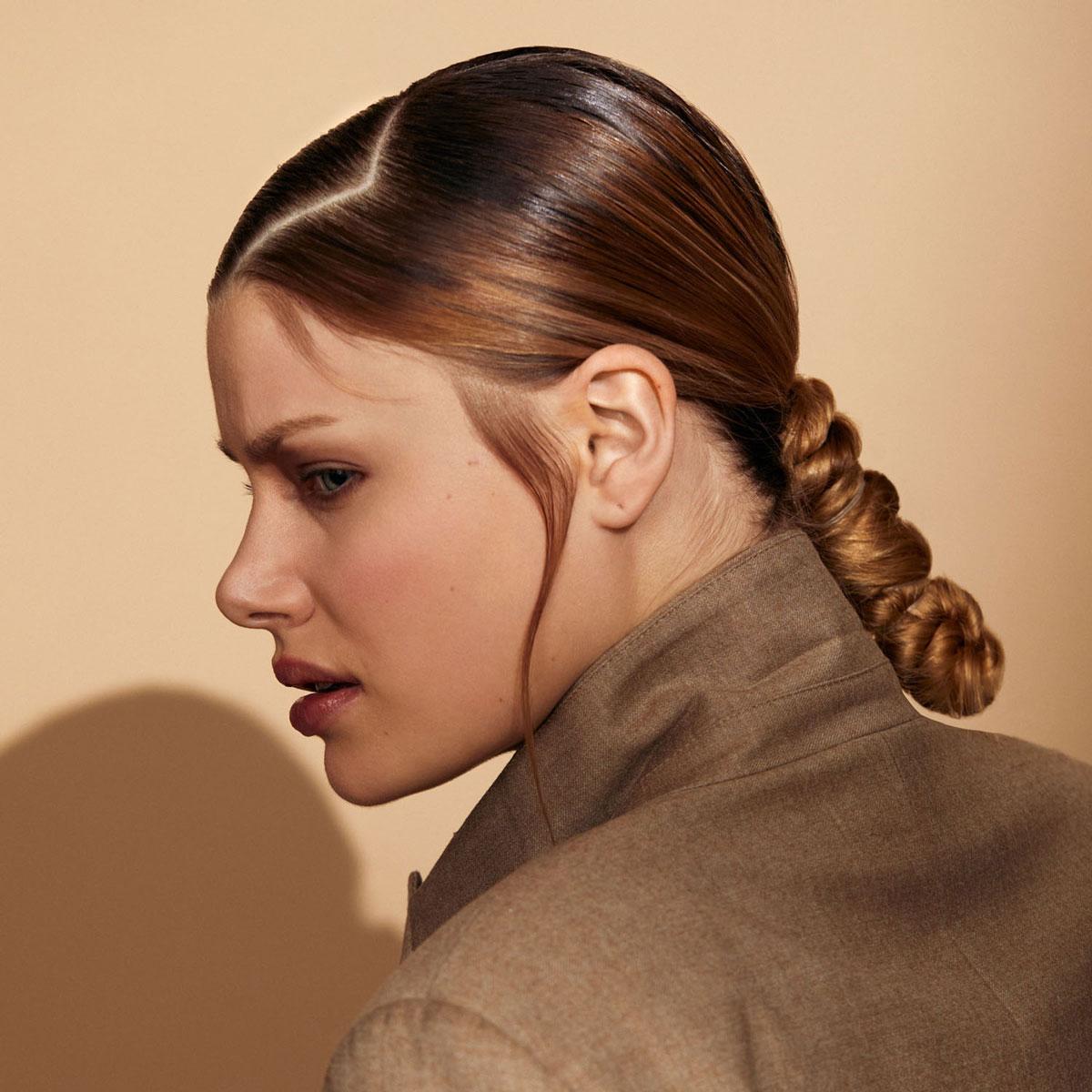Melanie Rieberer makeup artist hair make-up Editorial Creamy