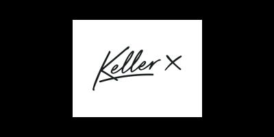 keller x logo